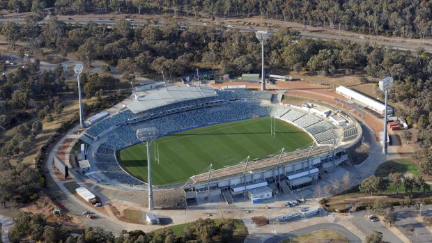 ACT government hopes for clarity of Canberra Stadium, AIS Arena and AIS pool future