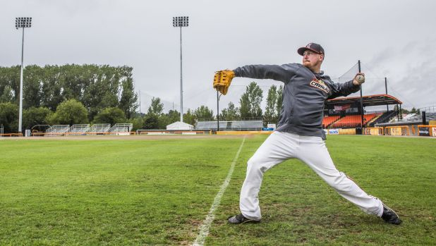 Canberra Cavalry building roster to chase second Australian Baseball League title