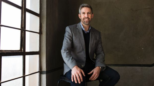 Canberra Glassworks' new chairman with a vision for the future