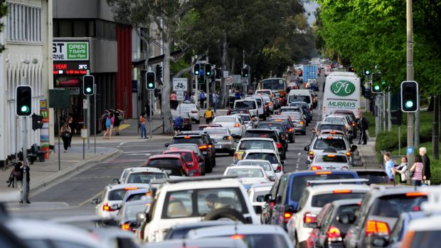 Canberra needs to rethink its transport – Part 2