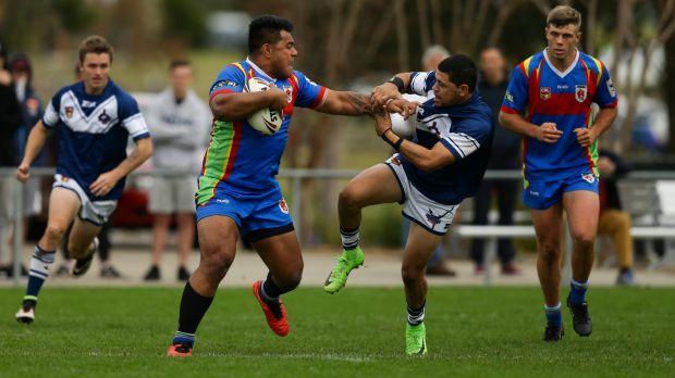 Canberra Raiders Cup: Queanbeyan Kangaroos gun Tolokana Aroha-Tuinauvai eyeing win over former club