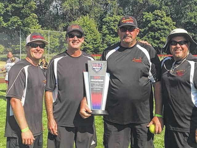 Cardinals win ASA 18A National Championship
