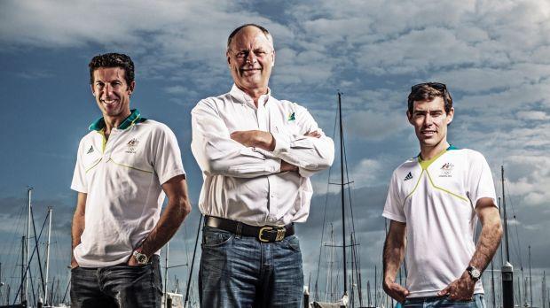 Former Sailing Australia performance director Peter Conde named as AIS boss