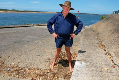 High tides won't sink plans for boat ramp upgrade