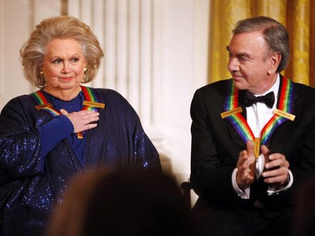 NEW YORK (AP) – Barbara Cook, whose shimmering soprano made her one of Broadway's leading ingenues and later a major cabaret and concert interpreter of popular American song, has died. She was 89.