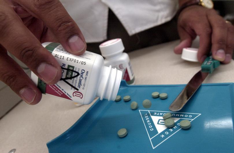 OxyContin Manufacturer Purdue Pharma Sued By New Hampshire As Drug-Related Deaths Increase