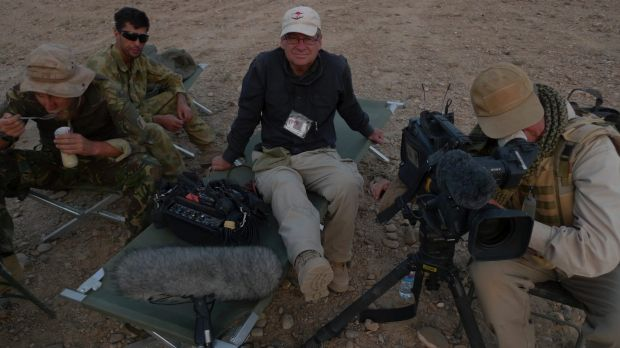 Stories from behind the frontline at Canberra Writers Festival