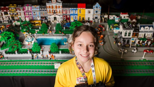 The Brick Expo for Lego fans on in Canberra this weekend with plenty of tickets left