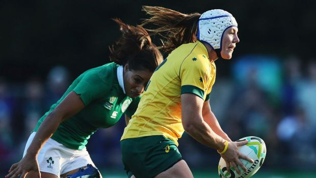 University of Canberra Sevens Rugby sign Youtube star Cassie Staples