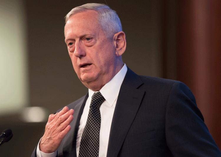 US Defence Secretary warns North Korea, says must 'stand down' from pursuing nuclear weapons