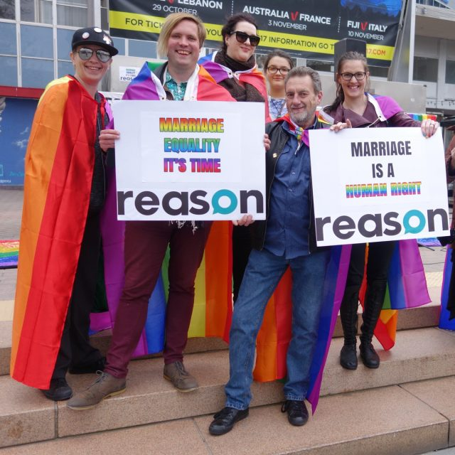 High Court considers legality of gay marriage survey